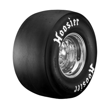 18156 28.0/10.5-15 W Hoosier Drag Racing Slick