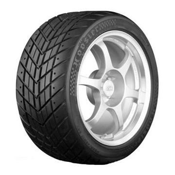 46150 P255/50R-16 H2O Hoosier Sports Car D.O.T. - Radial Wets