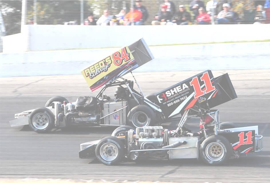 Rob Summers Hoosier Tire East Racing Tires